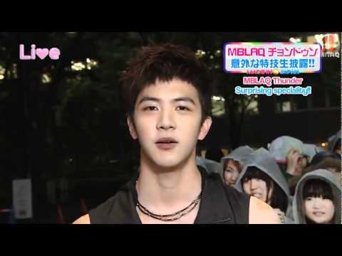 MBLAQ Made in BS Japan: Beauty Teacher's Raising Idols