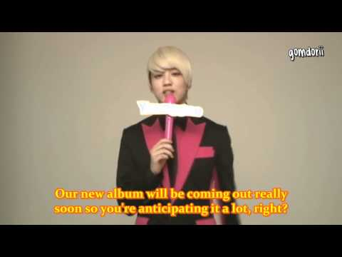 White Day Message: B.A.P