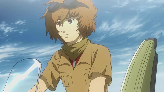Leiji Matsumoto's OZMA Episode 1: Sand Whale