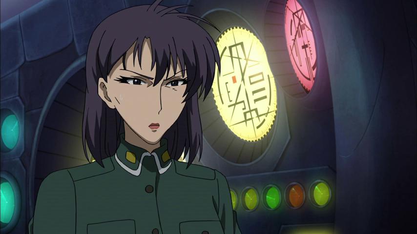 Leiji Matsumoto's OZMA  Episode 2: Limit of Underwater Navigation