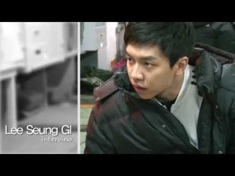 Lee Seung Gi -  Interview Footage: The King 2 Hearts