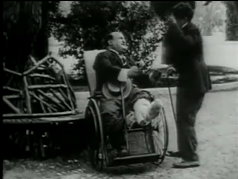 Charlie Chaplin Episode 19: The Good for Nothing