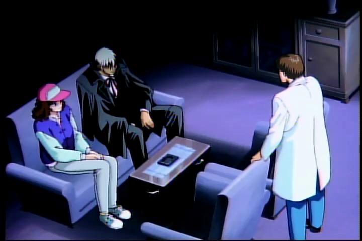 Black Jack (Original Video Animation Series) Episode 2: Black Jack Karte 2nd - Fake Funeral Procession