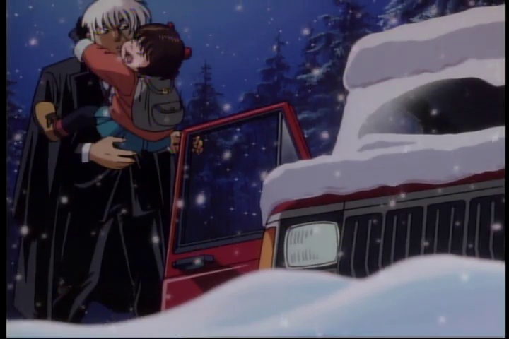 Black Jack (Original Video Animation Series) Episode 6: Black Jack Karte 6th - Tale of a Snowy Night : Lovelorn Princess
