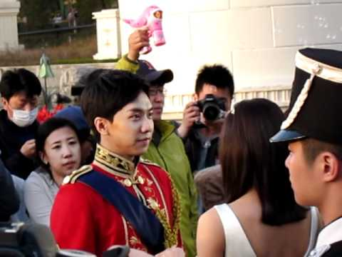 Wedding Kiss BTS: The King 2 Hearts