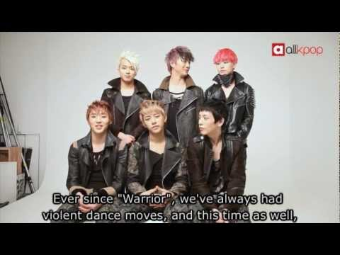 "Interview on their ""Power"" comeback!: B.A.P"
