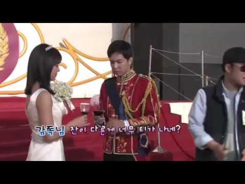 TK2H BTS Footage The Engagement: The King 2 Hearts