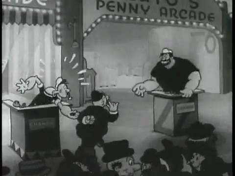 Popeye the Sailor Episode 11: Customers Wanted