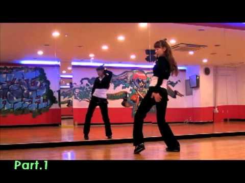 Sistar - How Dare You (Part 1): Kpop Dance Tutorial