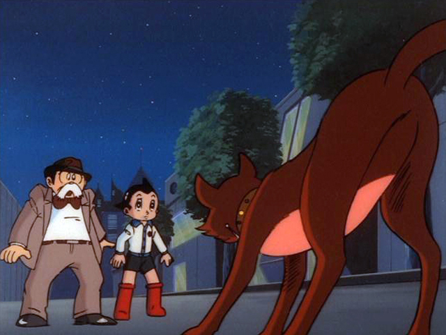 Astro Boy Episode 8: Red Cat