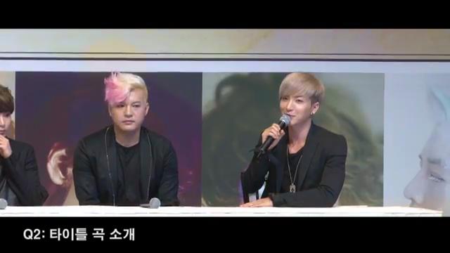 Super Junior: Super Junior The 6th Album Press Conference