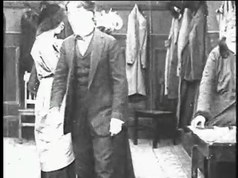 Charlie Chaplin Episode 5: Charlie's Recreation
