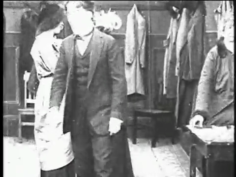 Charlie Chaplin Episode 5: Charlie's Recreation