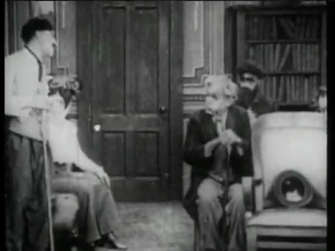 Charlie Chaplin Episode 16: Laffing Gas