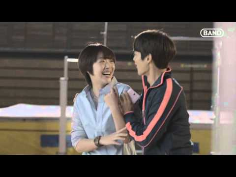 Minho & Sulli App Band CF: To the Beautiful You (Hana Kimi Korean Version)