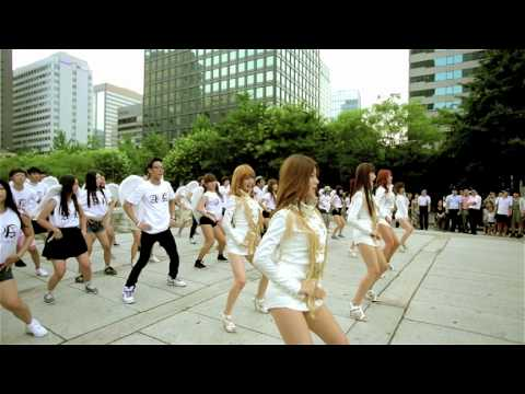 ELVIS FLASH MOB EVENT: AOA (Ace Of Angels)