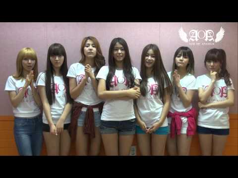 Thanksgiving Day message: AOA (Ace Of Angels)