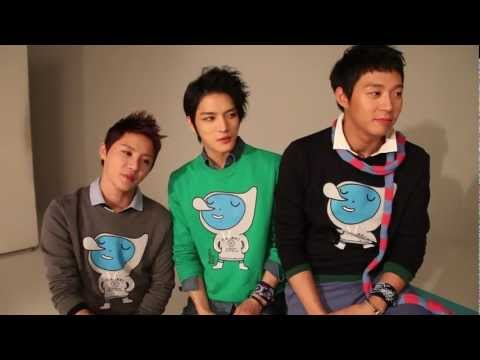 JYJ  - NII Making Film: JYJ (Jaejoong, Yoochun, Junsu)
