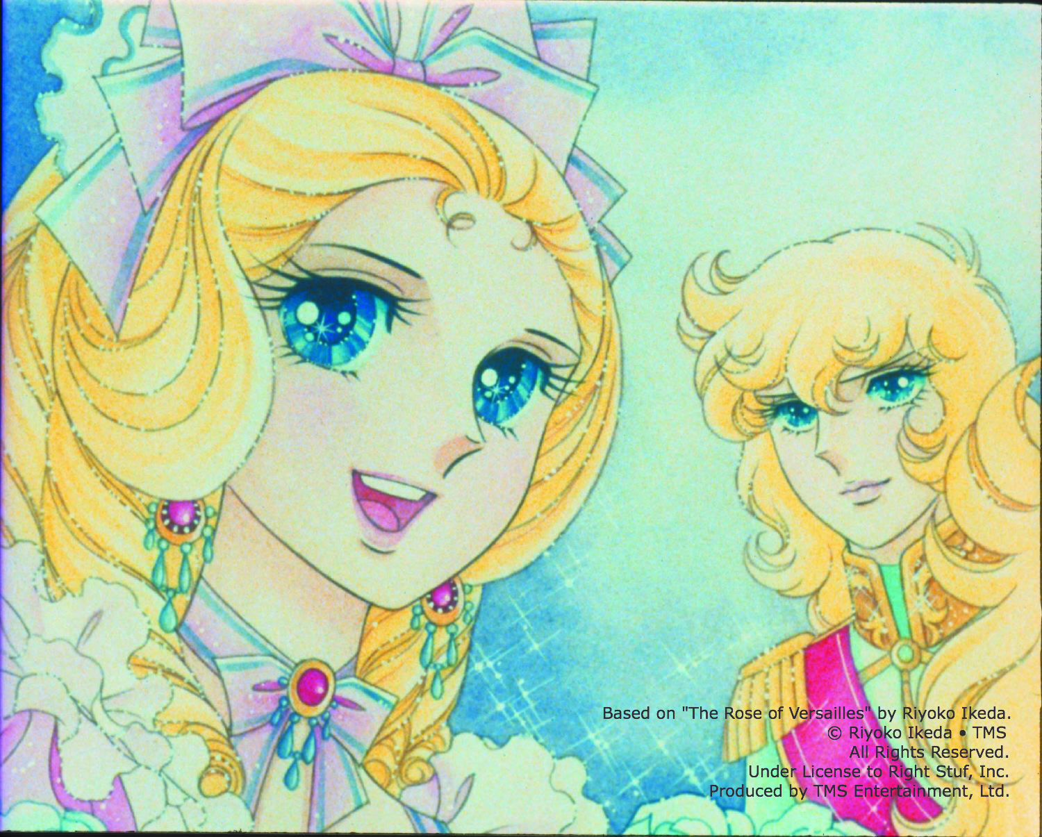 The Rose of Versailles Episode 1: Oscar! The Destiny of the Rose