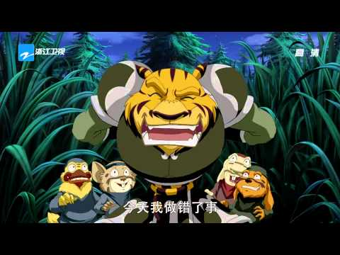 Monkey, Monk and the Monsters Go West Episode 34
