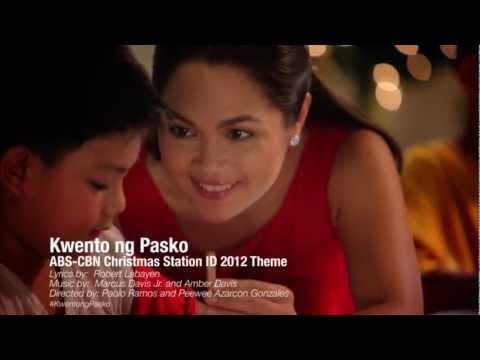 """Gerald Anderson: ABS-CBN Christmas Station ID 2012 """"Lumiliwanag ang Mundo sa Kwento ng Pasko"""""""