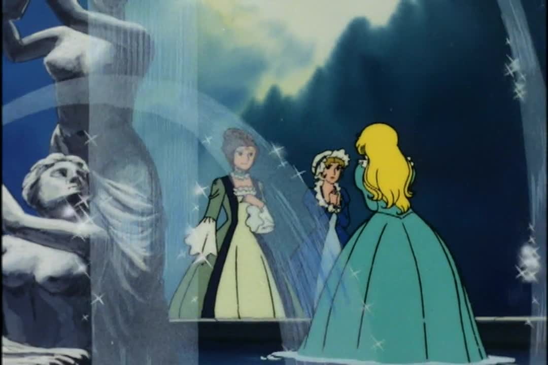 The Rose of Versailles Episode 2: Fly! The Butterfly of Austria