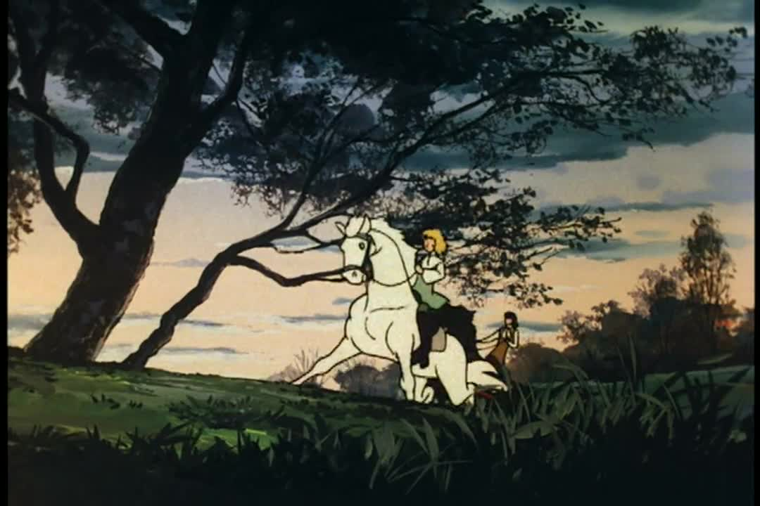 The Rose of Versailles Episode 16: Mother, Her Name is...?