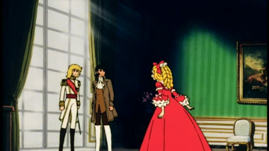 The Rose of Versailles Episode 6: The Silk Dress and the Ragged Dress