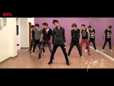 Bad Boy - Dance PV: 100%