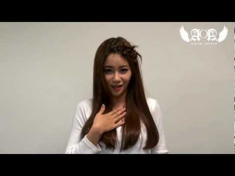 Love Letter Event Yuna: AOA (Ace Of Angels)
