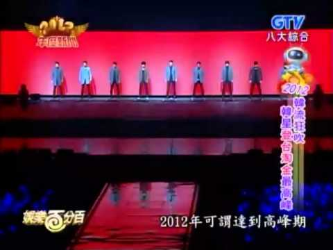 100% Entertainment/100 Percent Entertainment Episode 3: 2013-01-01 2012 Year in Review (Part 1)