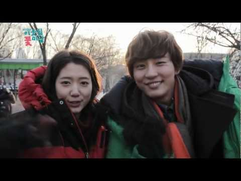 Park Shin Hye & Yoo Shi Yoon: Flower Boy Next Door