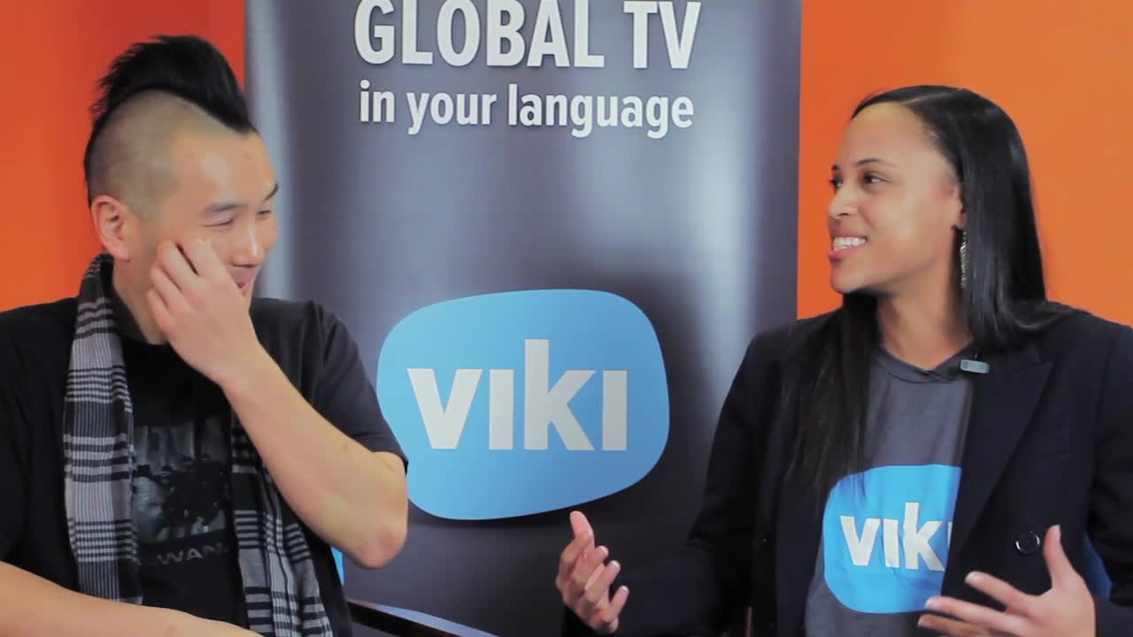 Viki TV Episodio 1: Interview with Evan Leong, Director for 'Linsanity'