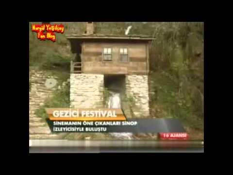 Gezici Festival Sinop'da izleyiciler ile buluştu: Nurgül Yeşilçay
