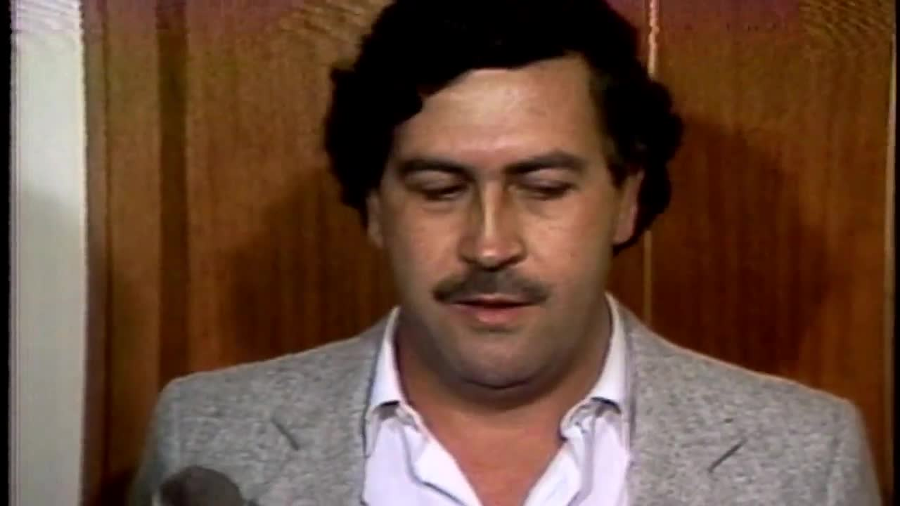 Documental Pablo Escobar Trailer: Pablo Escobar: Stories of an Era