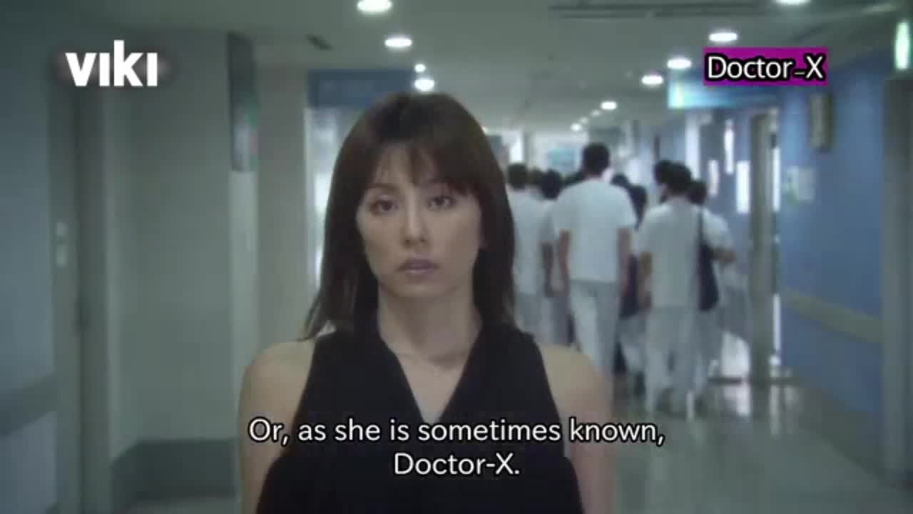 Doctor X Trailer: Doctor-X (2012)