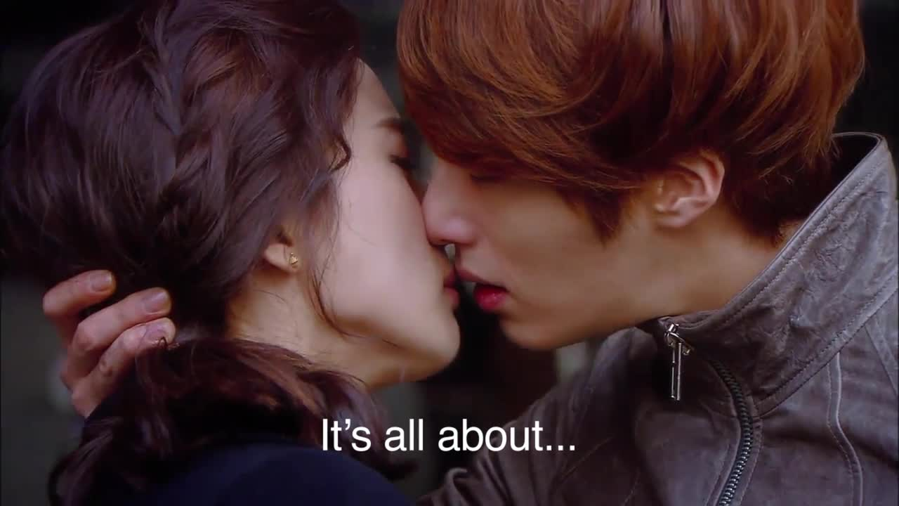 Viki TV Episodio 8: The Kdrama Kiss ad