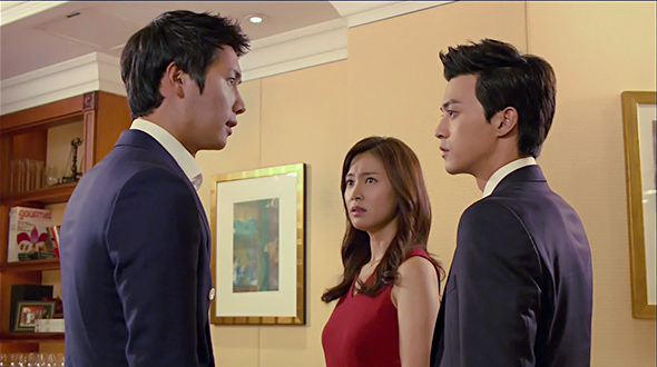 Goddess of Marriage Episode 8