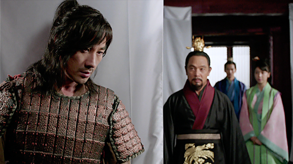 The Blade and Petal Episode 7