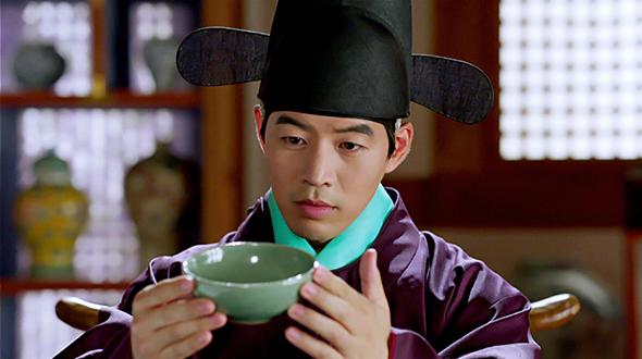 Jung Yi, the Goddess of Fire Episode 9