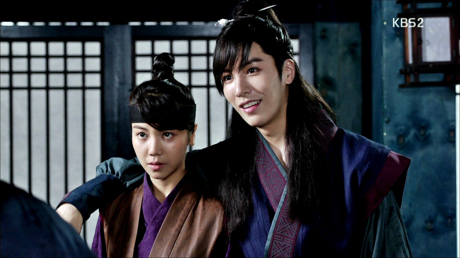 The Blade and Petal Episode 11