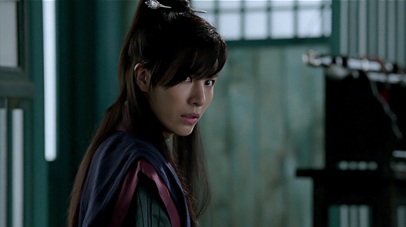 The Blade and Petal Episode 15