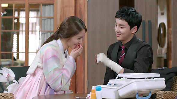 The Prime Minister Is Dating Episode 5