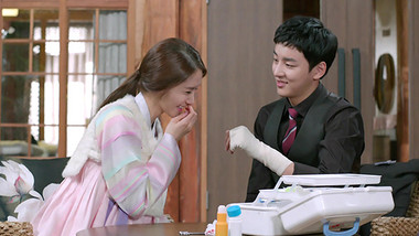 from John the prime minister is dating ep 16