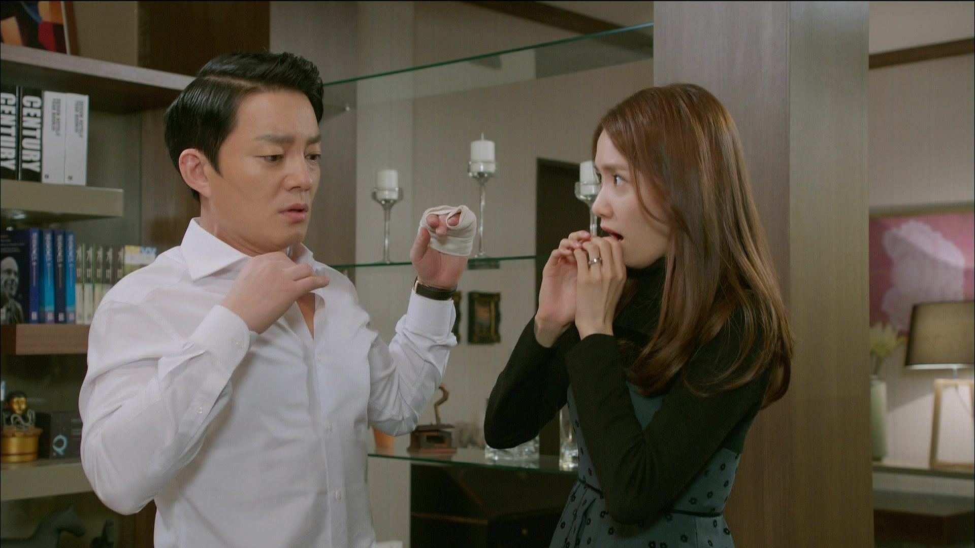 The Prime Minister Is Dating Episode 8