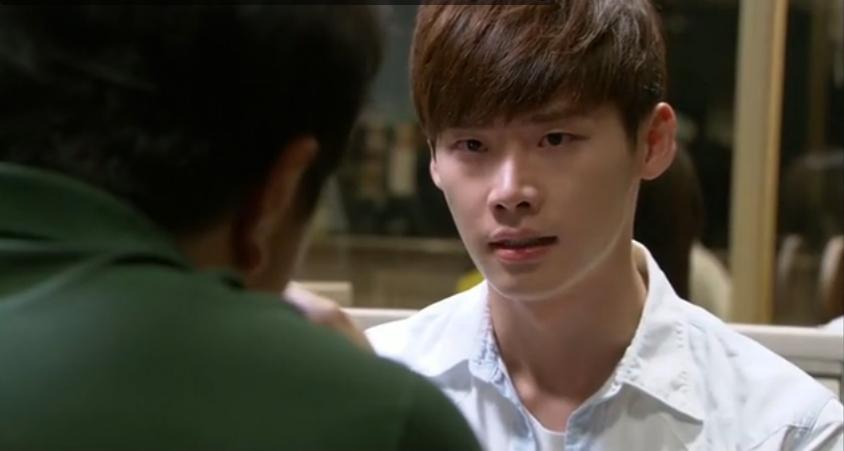 Soo Ha Beats Up Min Joon Gook: I Hear Your Voice