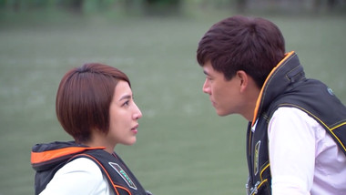 Is Zi Jun serious about work or just flirting?: Tie the Knot