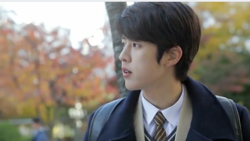 Woo Hyun And Seul Bi Get Hurt: Hi! School: Love On