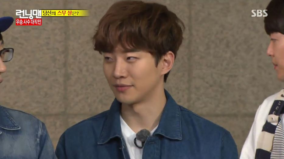 Running Man Episode 240: 'Protect the 20-Year-Old Big Nose'