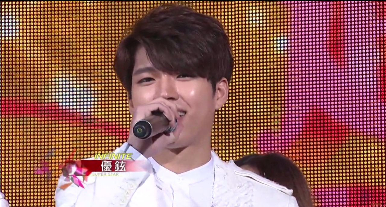Infinite's Fan Interaction: 2015 Super Star: A Red & White Lunar New Year Special